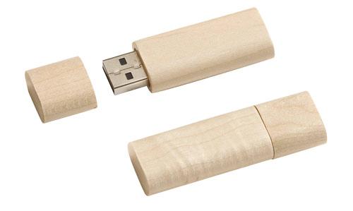 Maple Wood Eco Flash Drive