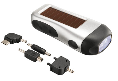 Solar Dynamo Charger